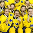 Sweden takes bronze